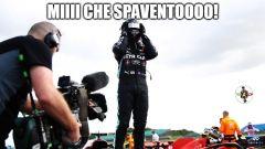 F1, GP Gran Bretagma 2020: Lewisaldo Baglilton e lo spavento finale