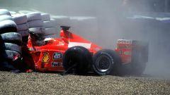 Quella volta che Schumacher pensò di morire