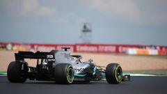 F1 GP Gran Bretagna 2019, la Mercedes W10 di Lewis Hamilton