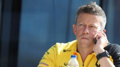 F1 GP Gran Bretagna 2019, Marcin Budkowski (Renault)