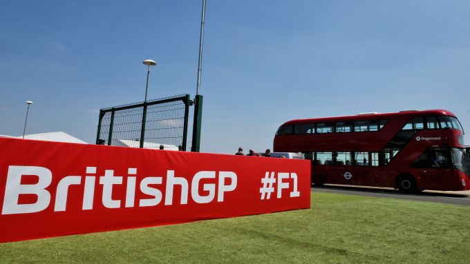 F1 GP Gran Bretagna 2019, Silverstone: atmosfera dal circuito