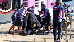 F1, GP Gran Bretagna 2020: l'ingresso sotto copertura di Vijay Mallya