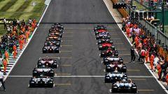 Silverstone, ecco gli orari del weekend con gara sprint