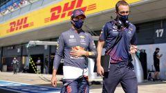 F1, GP Gran Bretagna 2021: Checo e i problemi gastrici della Spritz Race