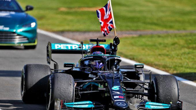 F1, GP Gran Bretagna 2021: il carosello del Luigino