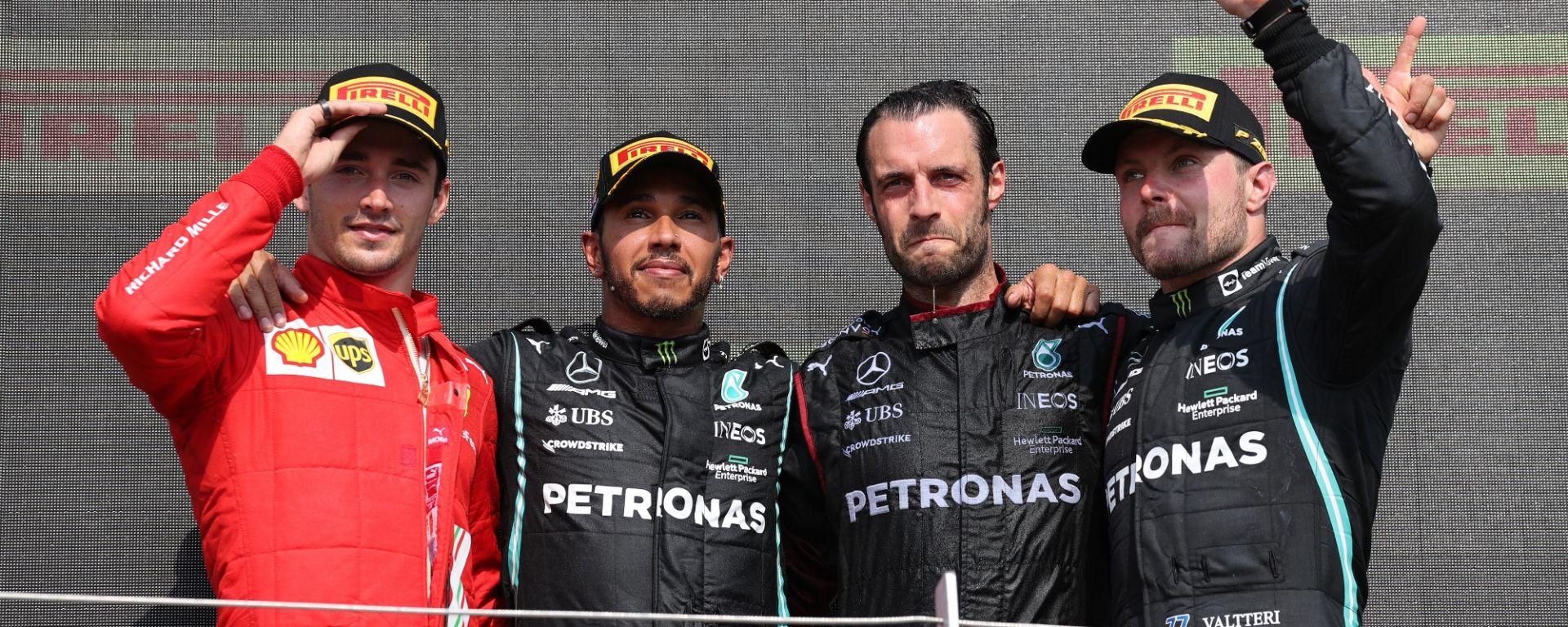 F1 GP Gran Bretagna 2021, le pagelle di Silverstone