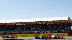 GP Gran Bretagna 2021, ascolti tv