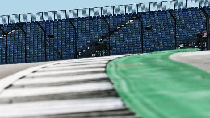 F1 GP Gran Bretagna 2021, Silverstone: atmosfera del circuito
