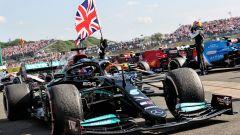 F1 GP Gran Bretagna 2021: Hamilton beffa Leclerc e riapre il mondiale