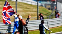 GP Gran Bretagna 2021: analisi gara su Instagram