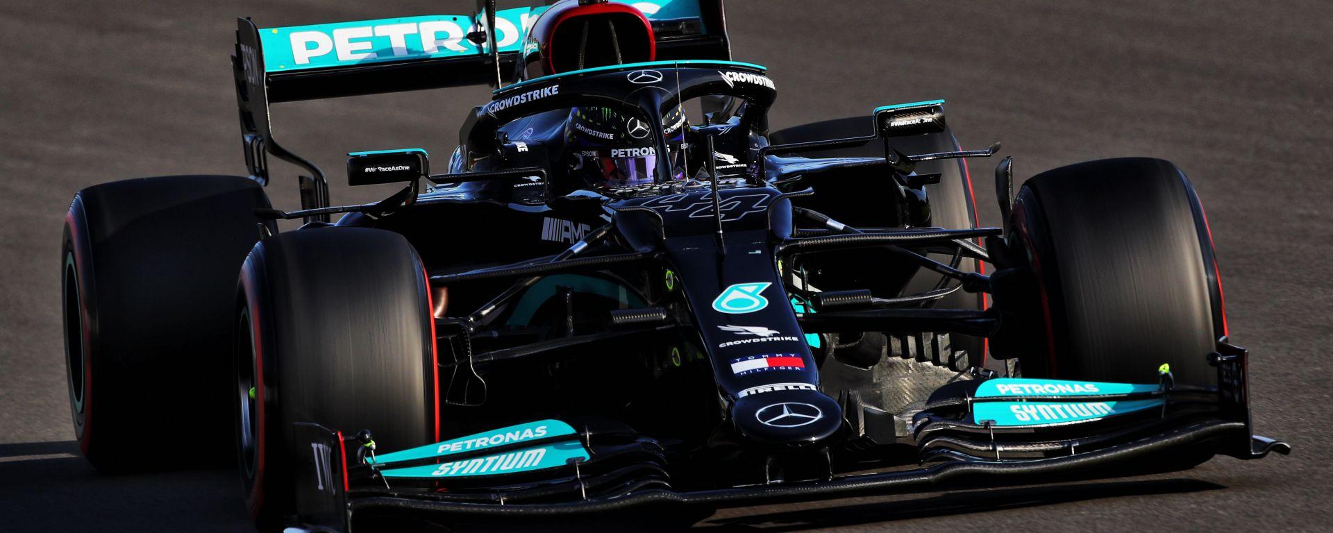 F1 GP Gran Bretagna 2021, Silverstone: Lewis Hamilton (Mercedes AMG F1)