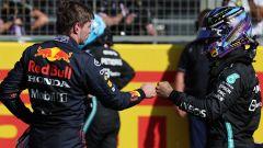 GP Gran Bretagna 2021: analisi Sprint Qualifying su Instagram