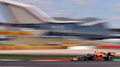 F1 GP Gran Bretagna 2021, PL1: Verstappen non si ferma