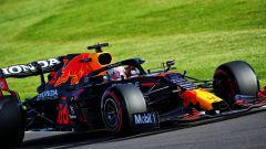 F1 GP Gran Bretagna 2021, PL2: Verstappen torna al top