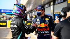 F1 GP Gran Bretagna 2021, le pagelle sprint di Silverstone