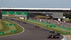 Sprint Race GP Gran Bretagna: le opinioni dei piloti