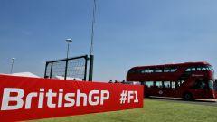 F1 GP Gran Bretagna, Silverstone: atmosfera dal tracciato