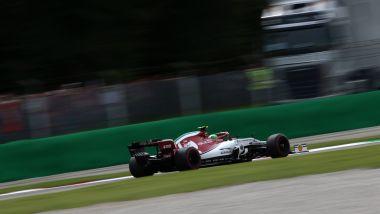 F1 GP Italia 2019, Monza: Antonio Giovinazzi (Alfa Romeo Racing)