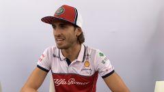 F1 GP Italia 2019, Monza: Antonio Giovinazzi (Alfa Romeo)