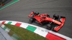 GP Italia 2019, Qualifiche: Caos scie, pole per Leclerc