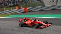 F1 GP Italia 2019, Monza: Charles Leclerc (Ferrari)