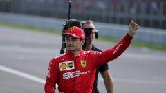 F1 GP Italia 2019, Monza, Charles Leclerc (Ferrari)