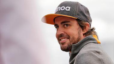 F1 GP Italia 2019, Monza: Fernando Alonso (McLaren)