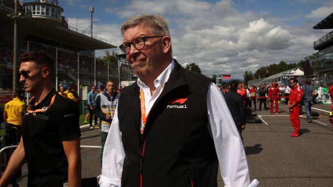 F1 GP Italia 2019, Monza: il responsabile regolamenti per Liberty Media, Ross Brawn