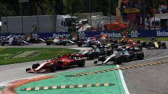 Var GP Italia 2019: Vettel a rischio, Leclerc graziato