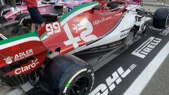 F1 GP Italia 2019, Monza: l'Alfa Romeo