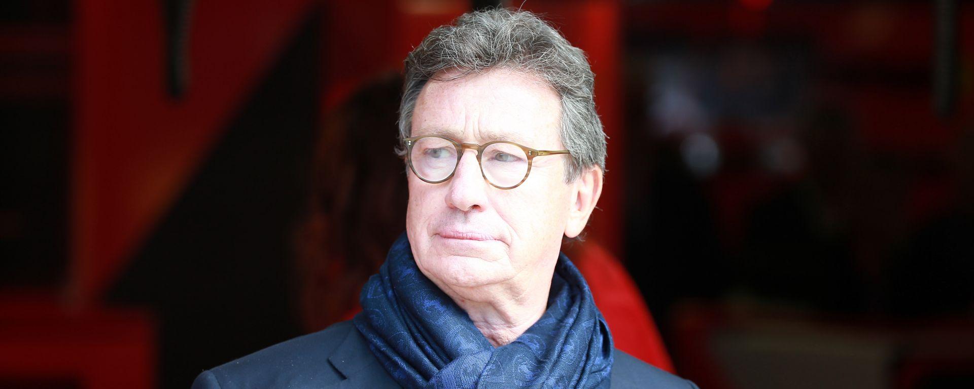F1 GP Italia 2019, Monza: Louis Camilleri, presidente Ferrari