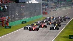 F1 GP Italia 2019, Monza, partenza