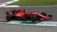 F1 GP Italia 2019, Monza, Sebastian Vettel (Ferrari)