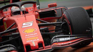 F1 GP Italia 2019, Monza: Sebastian Vettel (Ferrari)