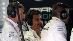 F1 GP Italia 2019, Monza, Toto Wolff (Mercedes)