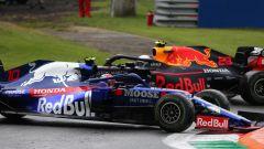 Albon doppia Gasly e sogna la riconferma in Red Bull