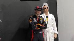 F1, GP Italia 2020: Albon in modalità centro massaggi