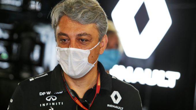 F1, GP Italia 2020: il CEO della Renault Luca De Meo