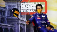 F1, GP Italia 2020: il gesto di stizza di Carlos Sainz
