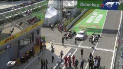 F1, GP Italia 2020: la sorprendente vittoria Mercedes in F2