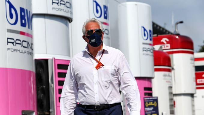 F1, GP Italia 2020: Lawrence Stroll (Racing Point)