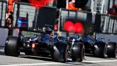 F1, GP Italia 2020: le Mercedes di Lewis Hamilton e Valtteri Bottas