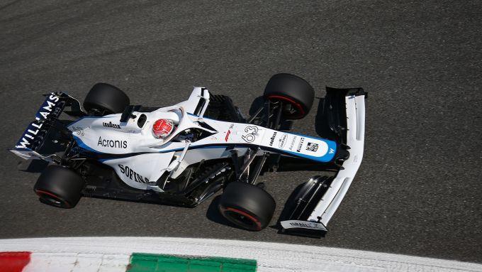F1 GP Italia 2020, Monza: George Russell (Williams F1 Team)