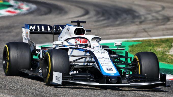 F1 GP Italia 2020, Monza: George Russell (Williams Racing)