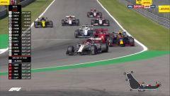 Monza, caos scie Q1: Fia chiude un occhio, no sanzioni