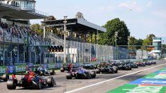 Gare sprint F1, ufficiale l'introduzione in tre GP 2021