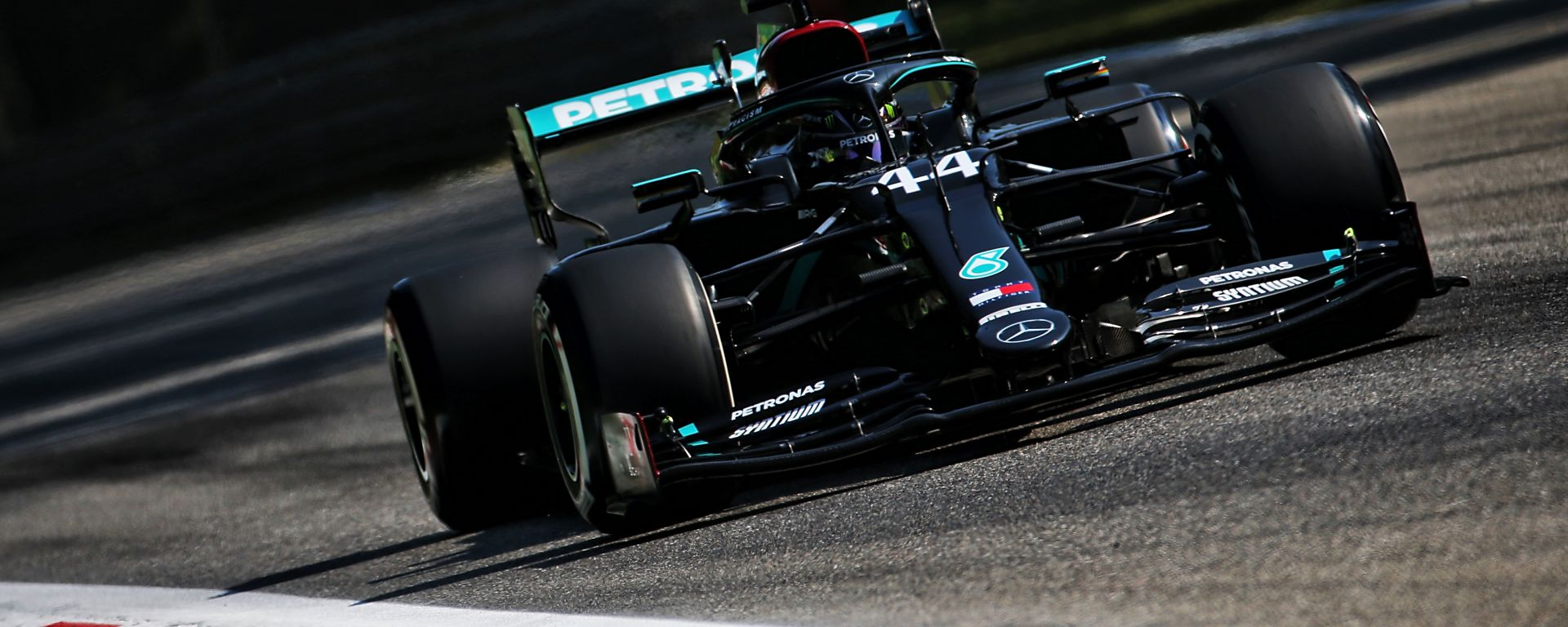 F1 GP Italia 2020, Monza: Lewis Hamilton (Mercedes AMG F1)