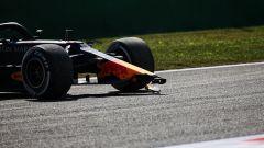 F1 GP Italia 2020, Monza: Max Verstappen (Red Bull Racing) dopo l'incidente in PL1