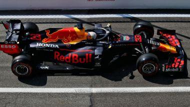 F1 GP Italia 2020, Monza: Max Verstappen (Red Bull Racing)