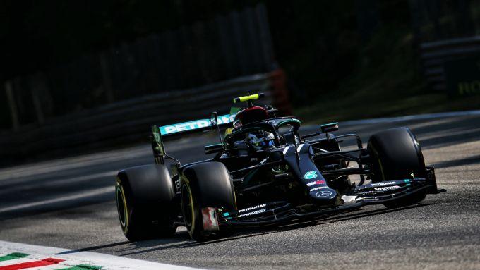 F1 GP Italia 2020, Monza: Valtteri Bottas (Mercedes AMG F1)